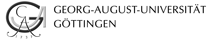Logo der Georg August Universität Göttingen